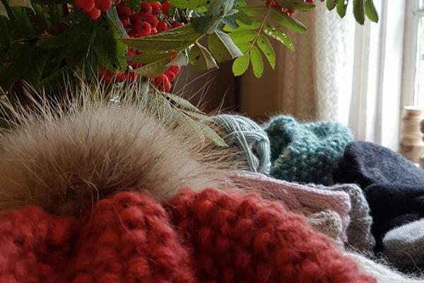 Knitting studio Üll