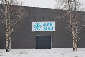 Viljandi ishall
