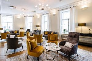 Hotelli Telegraaf seminariruum Symphony Lounge
