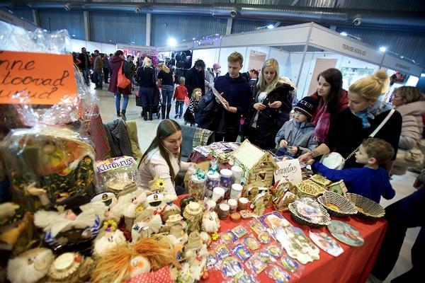 Julmarknaden i Tartu Näitusted mässocenter