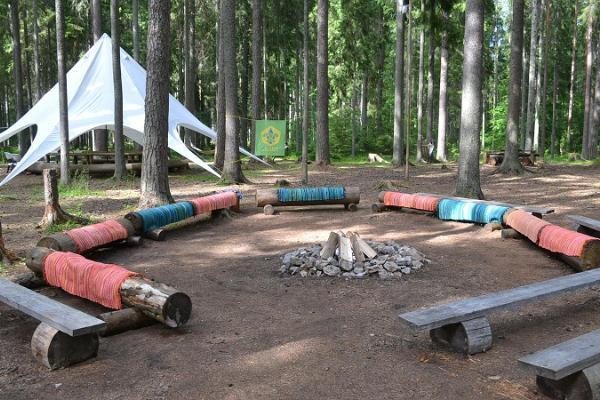Tagametsas Medību pils un Skautu nometnes centrs