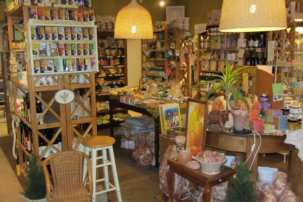 Ekoloģisko un dabas izstrādājumu veikals Riiamarii