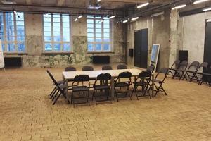 Seminar and conference rooms at Tallinn Creative Hub