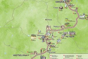 Экскурсия в Сетумаа