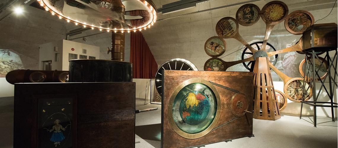 Estlands filmmuseum är öppet