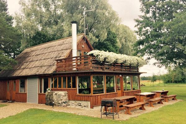 Ferienhaus Nurga