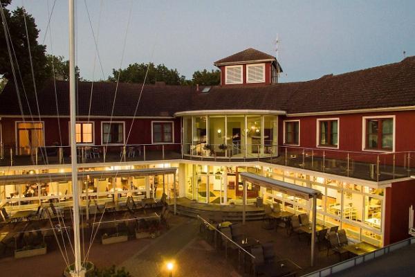 Гостевой дом Пярнуского яхт-клуба