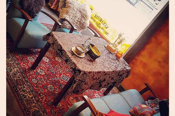 Gruusia restoran Kolhethi