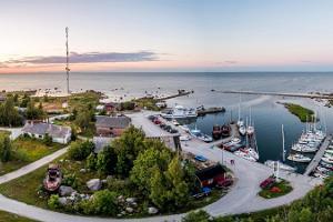 Kelnase hamn på Vrangö