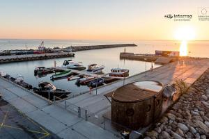 Der Hafen Leppneeme