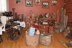 Das Museum in Tapa