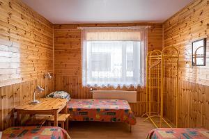 Jõulumäe Tervisespordikeskuse Puhkeküla