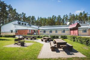 Центр оздоровительного спорта Jõulumäe Tervisespordikeskus