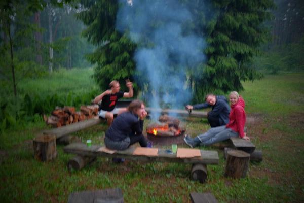Gästewohnung Johannes im Wald Padise