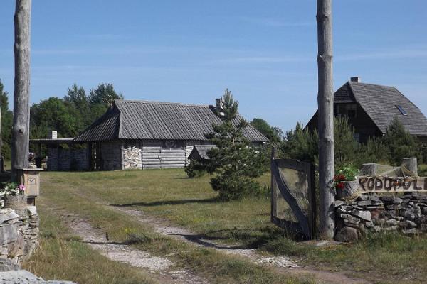 Brīvdienu māja Kodupõllu