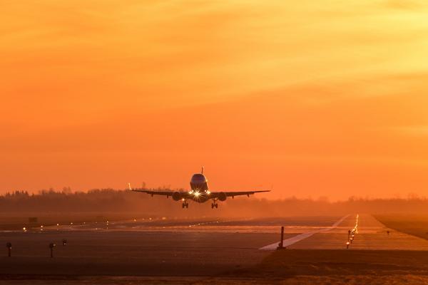 На самолете – на эстонские острова