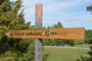 Vilsandi hiking trails