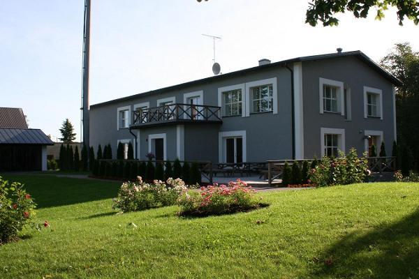 Jäägri Villa (dt. Jägervilla)