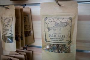 Магазин-кафе Kala ja võrk