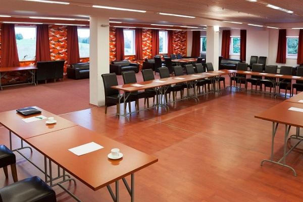 The Seminar Rooms of the Voore Guesthouse