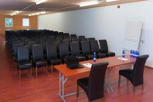 Seminarsäle des Gästehauses Voore