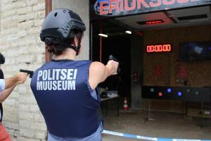 """Lagspel """"Bli en specialförbandsoperatör i Polismuséet"""" och ett spännande museumbesök"""