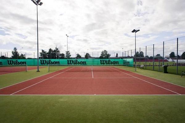 Haapsalu Stadium tennis courts
