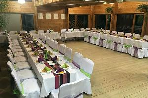 Seminar and banquet hall rental in Taevaskoja