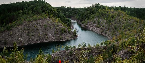Aidu quarry, visit Estonia, TOP places to visit in Estonia