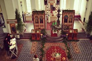 Igaunijas Apustuliskās Pareizticīgo baznīcas (EAÕK) Tartu Svētā Aleksandra baznīca