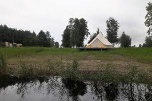 Fishing Village Glamping tältläger
