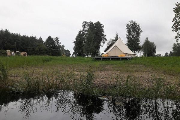 Fishing Village Glamping -telttaleiri