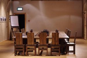 Vastselīnas cietokšņa semināru telpas