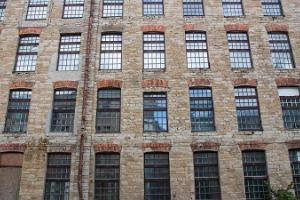 Guided tour of Krenholm Manufacturing Company every Sunday