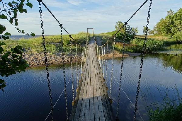 Hike from Vainupea to Altja