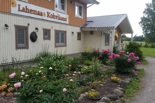 Lahemaa Kohvikann (Kaffeekanne in Lahemaa)