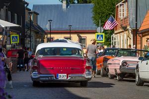 American Beauty Car Show