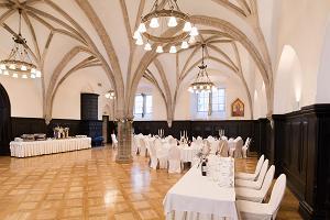 Seminarielokaler i Svartbrödernas hus