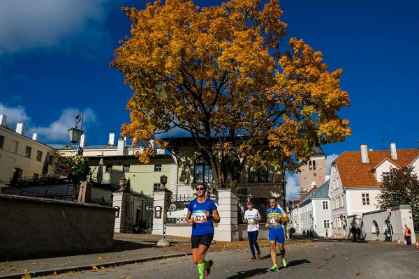 Tartu City Marathon (42/21 km)