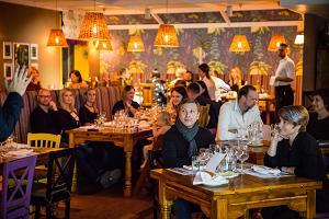 Ресторан Gioventu