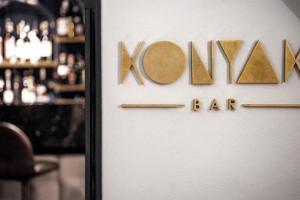 Konyak bar