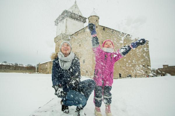 Jõulud Narva Linnuses ''Imedemaa''