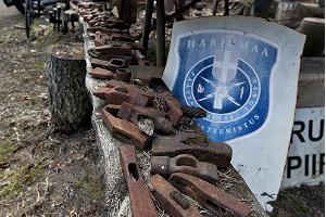 Кузница-музей орудий труда в Някиаллика