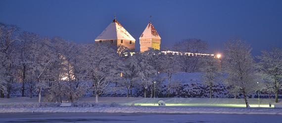 Kuressaare Piiskopilinnus, visit Estonia