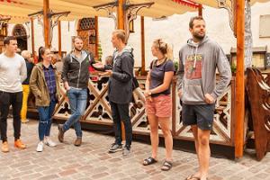 """""""Keskiaikainen Tallinna"""" - kulinaarinen löytöretki keskiaikaisessa vanhassa kaupungissa"""