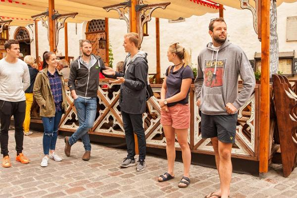 Medieval Tallinn – a culinary voyage to the medieval Old Town