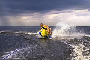 Veesport Peipsi järvel