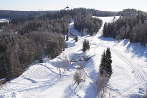 Tehvandi Ski Training Track