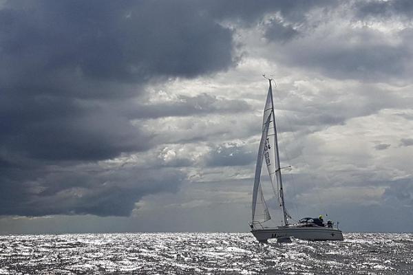 Purjekas Meeri, purjetamine Haapsalus