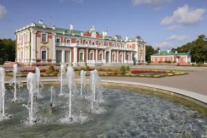 Kadrioru kunstimuuseumi saalid